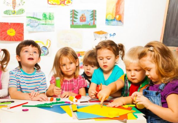 Kursy dla dzieci przedszkolnych